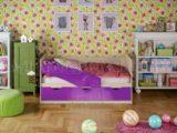 """Детская кровать """"Бабочка 1.60"""""""