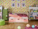 """Детская кровать """"Бабочка 1.80"""""""