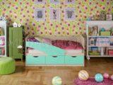 """Детская кровать """"Бабочка 2.0"""""""